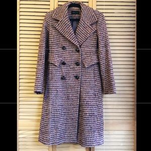 Twill BCBG Long Coat